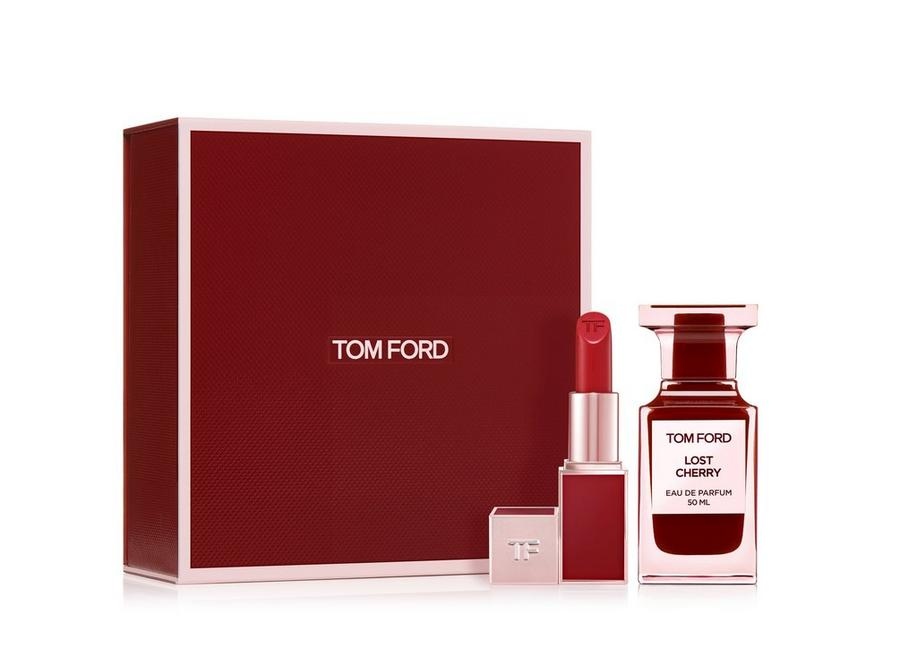tom ford lost cherry gift set. Black Bedroom Furniture Sets. Home Design Ideas