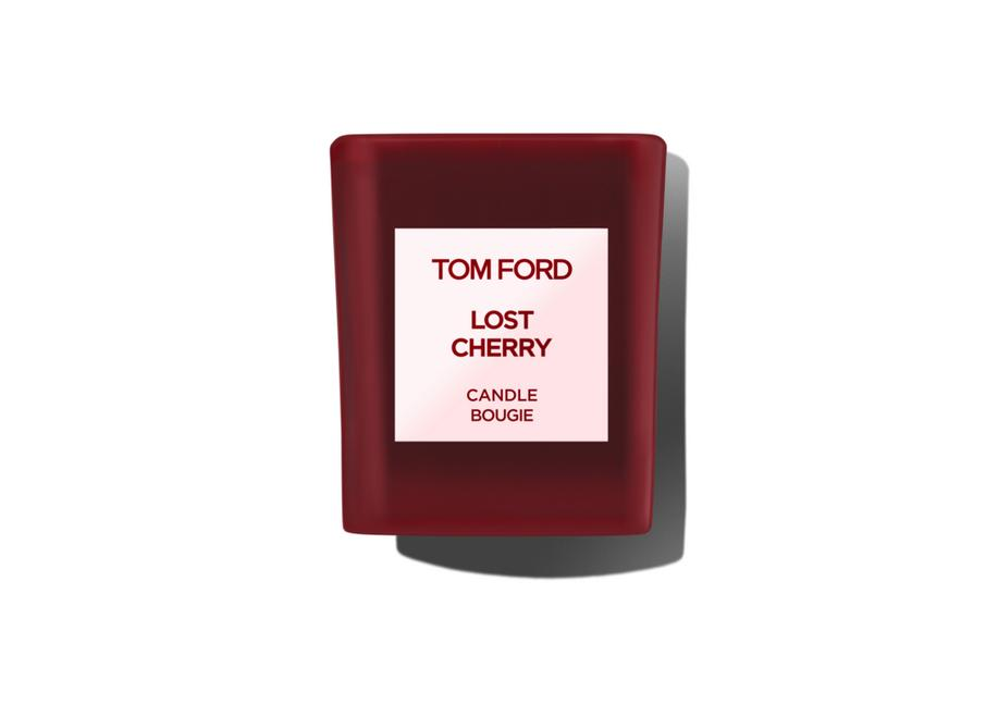 PRIVATE BLEND LOST CHERRY CANDLE A fullsize