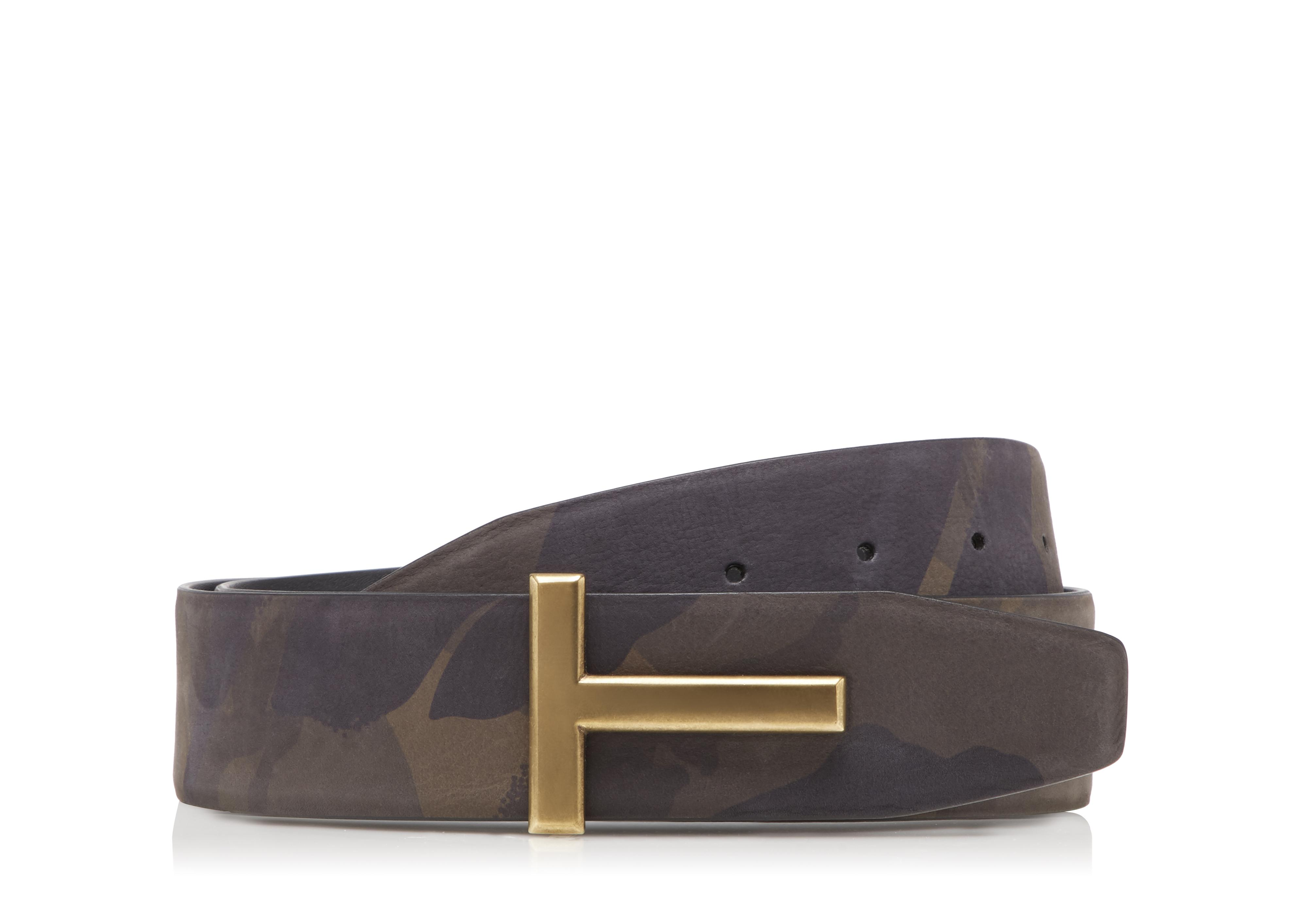 CAMOUFLAGE T ICON BELT A thumbnail
