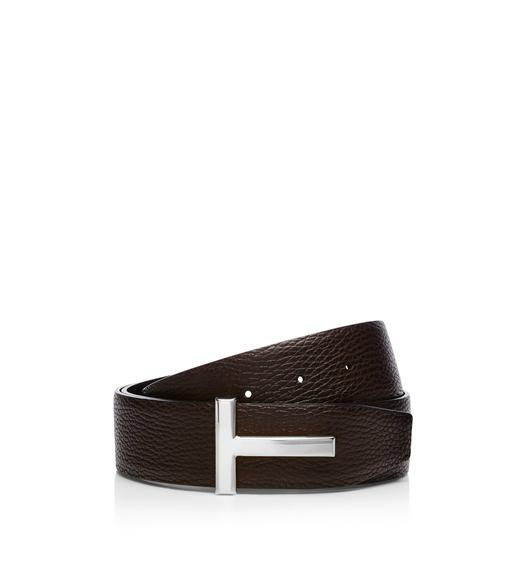 T Icon Palladium Belt