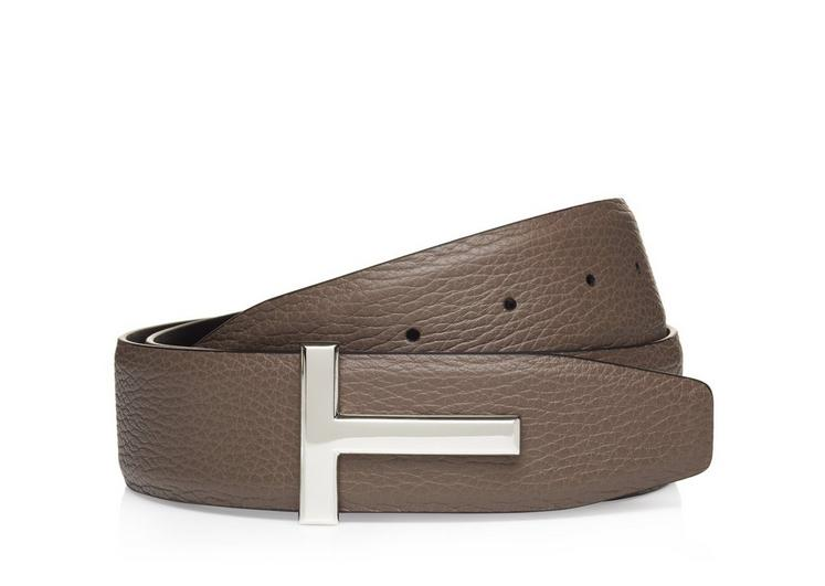 T BUCKLE REVERSIBLE BELT A fullsize