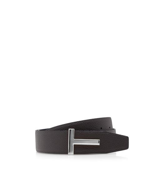 T ICON REVERSIBLE LEATHER BELT