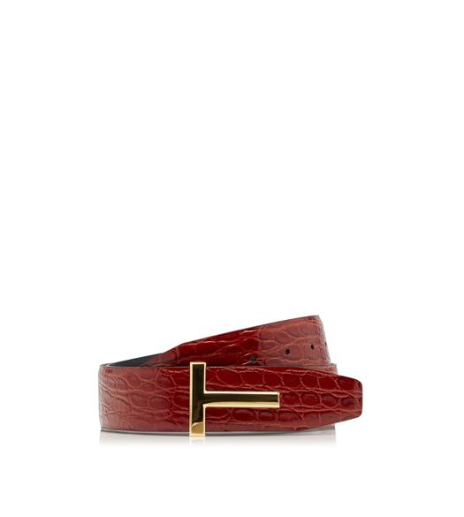 CROCODILE T ICON BELT