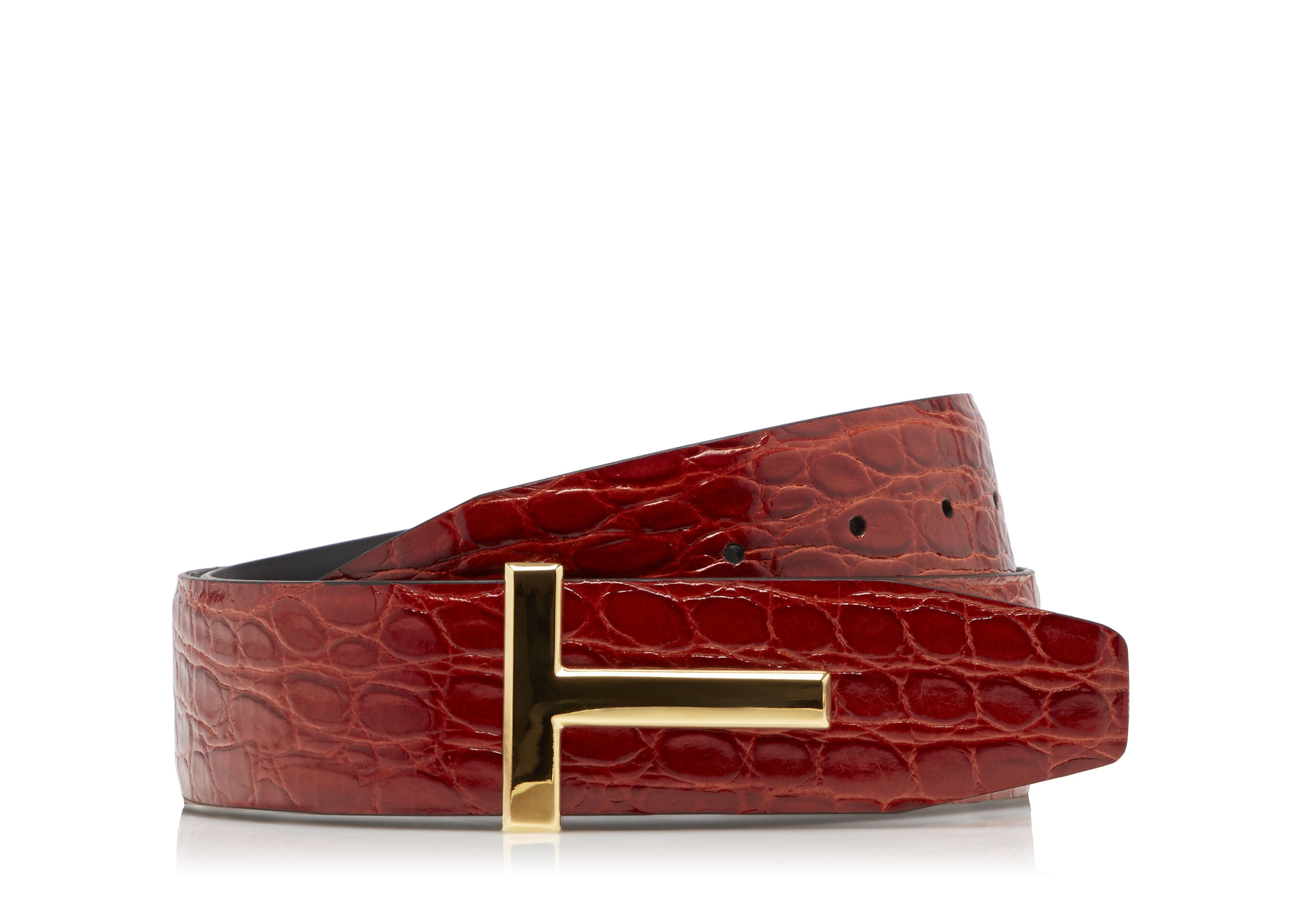 CROCODILE T ICON BELT A thumbnail