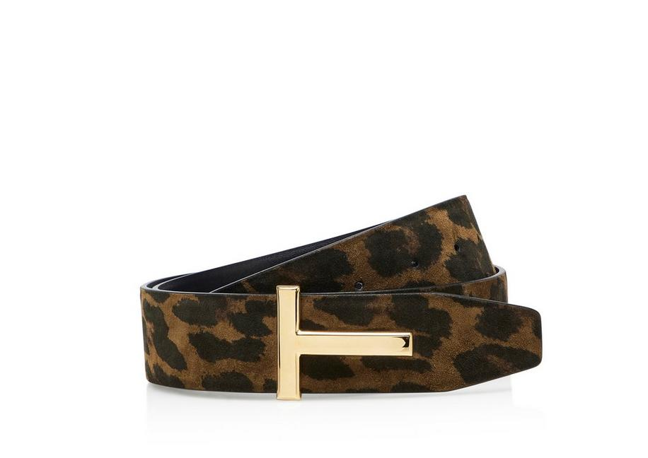 LEOPARD T ICON BELT A fullsize