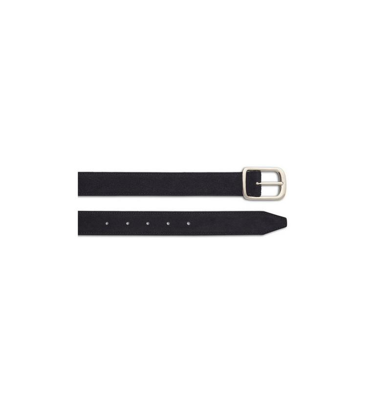 ROUNDED BUCKLE DRESS BELT B fullsize