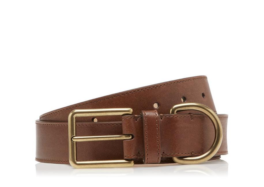 DOUBLE BUCKLE BELT A fullsize