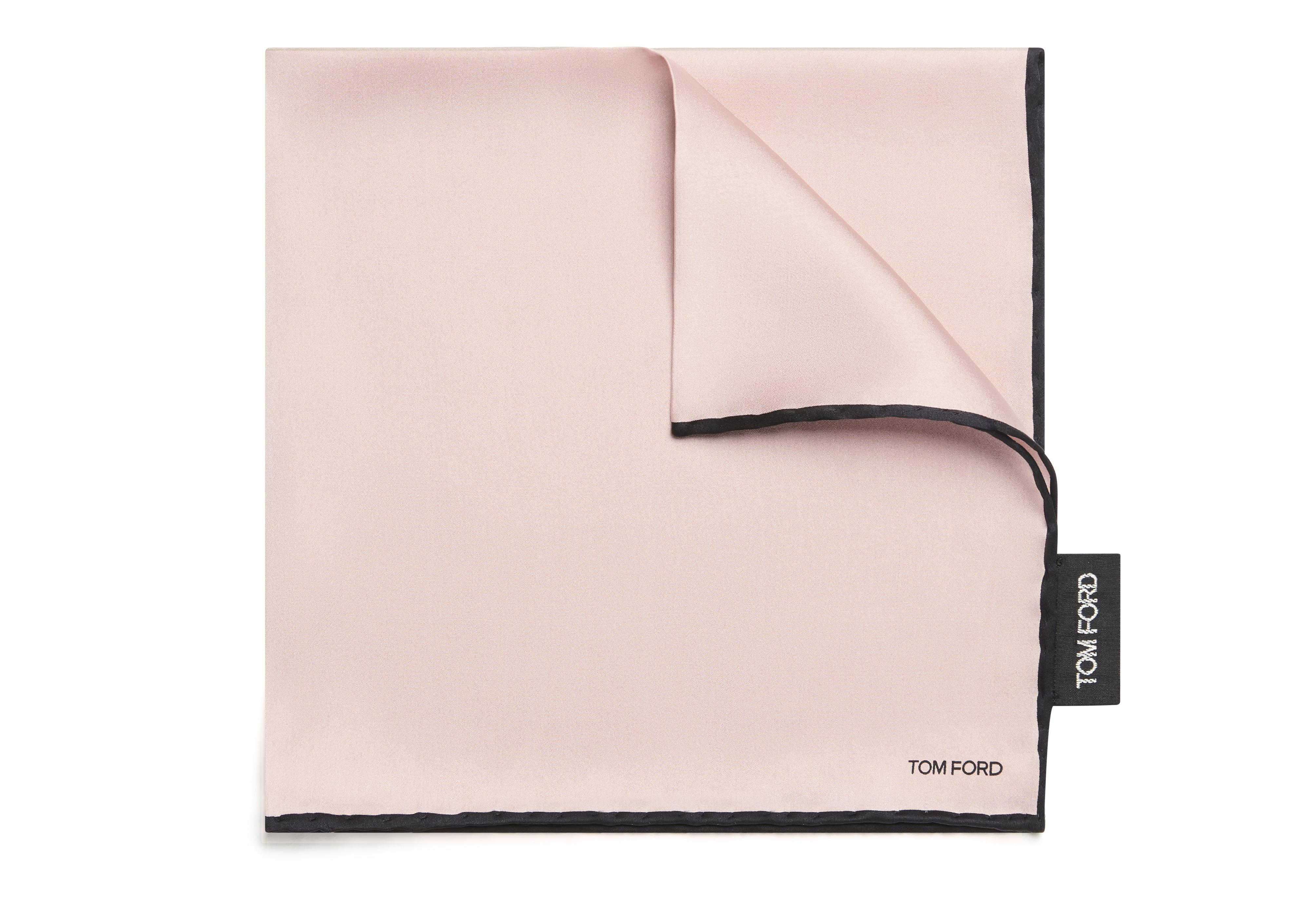 SOLID EDGE POCKET SQUARE A thumbnail