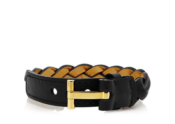 T Belt Braided Bracelet A fullsize