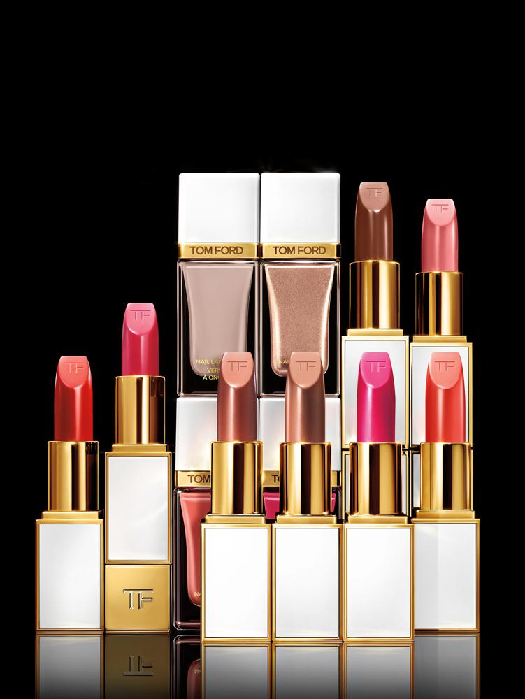 TOM FORD SS14 Beauty Collection