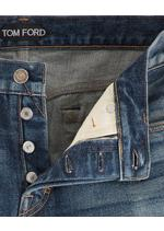 SLIM FIT NON STRETCH JAPANESE SELVEDGE DENIM D thumbnail