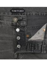 GREY WASHED SELVAGE DENIM SLIM C thumbnail
