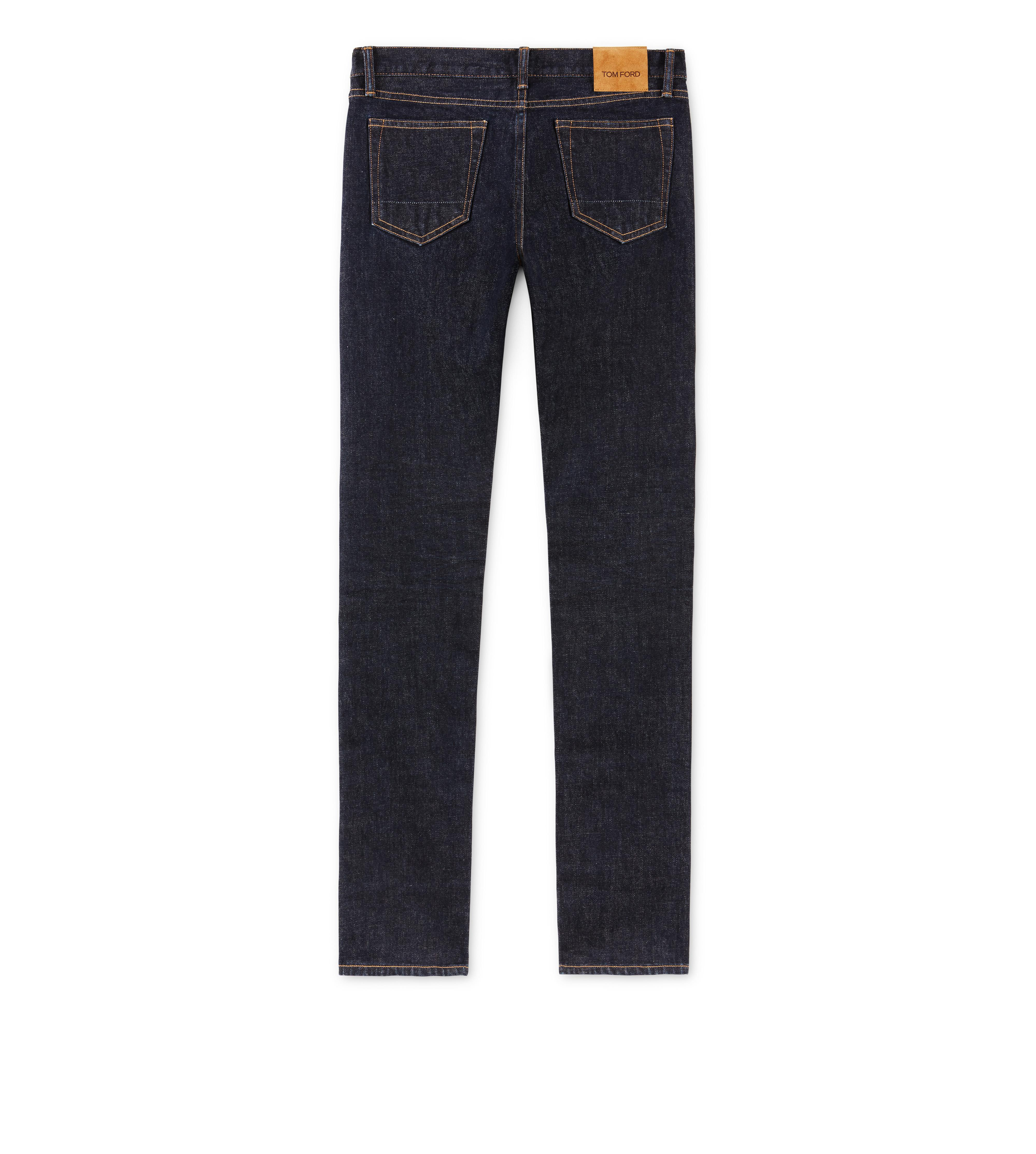 SLIM FIT BLUE JEANS B thumbnail