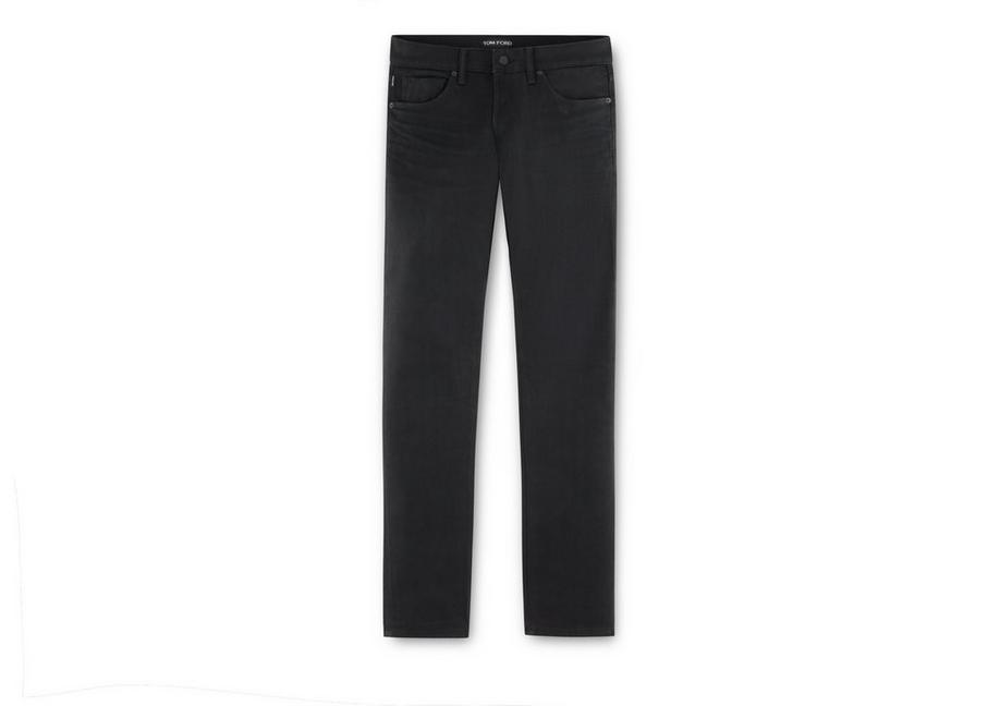 SLIM FIT SELVEDGE JEANS A fullsize