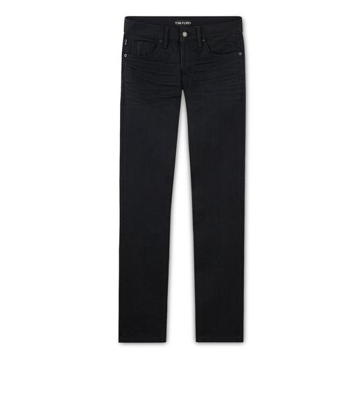 SLIM STRETCH SELVAGE JEANS