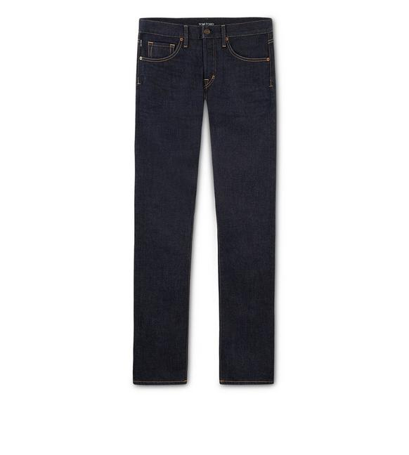 SLIM SELVAGE JEANS A fullsize