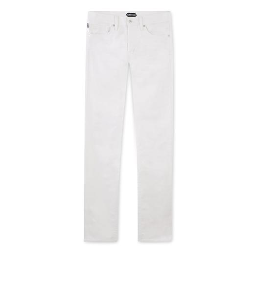 SLIM FIT STRETCH MOLESKIN PANT