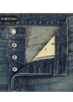 SLIM FIT NON STRETCH JAPANESE SELVEDGE DENIM E thumbnail