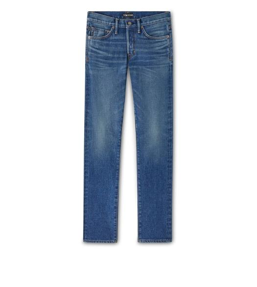 JAPANESE SELVEDGE DENIM JEANS