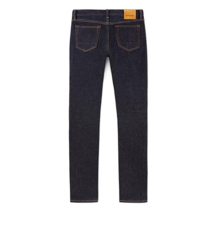 STRAIGHT FIT BLUE JEANS B fullsize