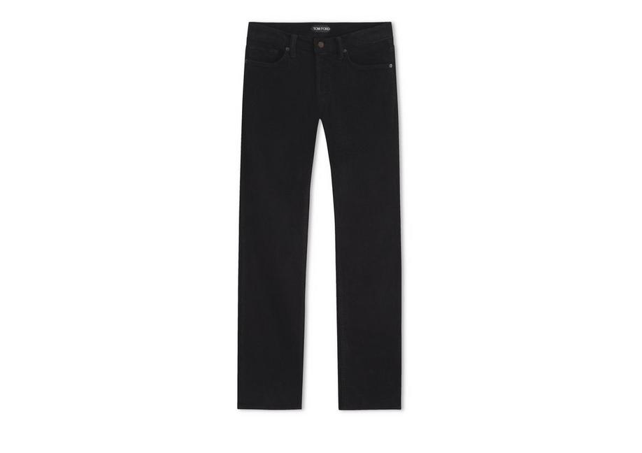 STRAIGHT FIT CORDUROY JEANS A fullsize