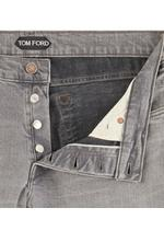 STRAIGHT FIT STRETCH JAPANESE SELVEDGE DENIM E thumbnail
