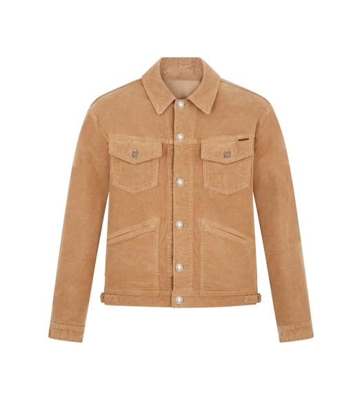 ICON CORDUROY JACKET
