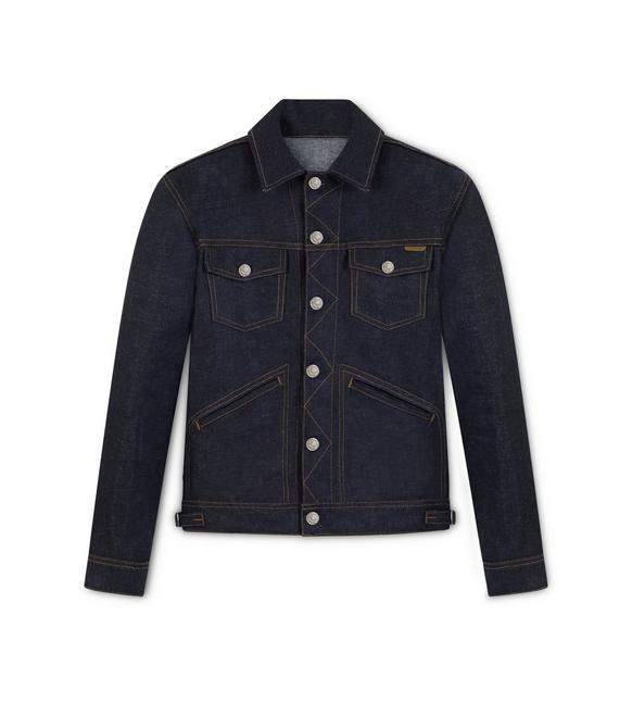 ICON DENIM JACKET A fullsize
