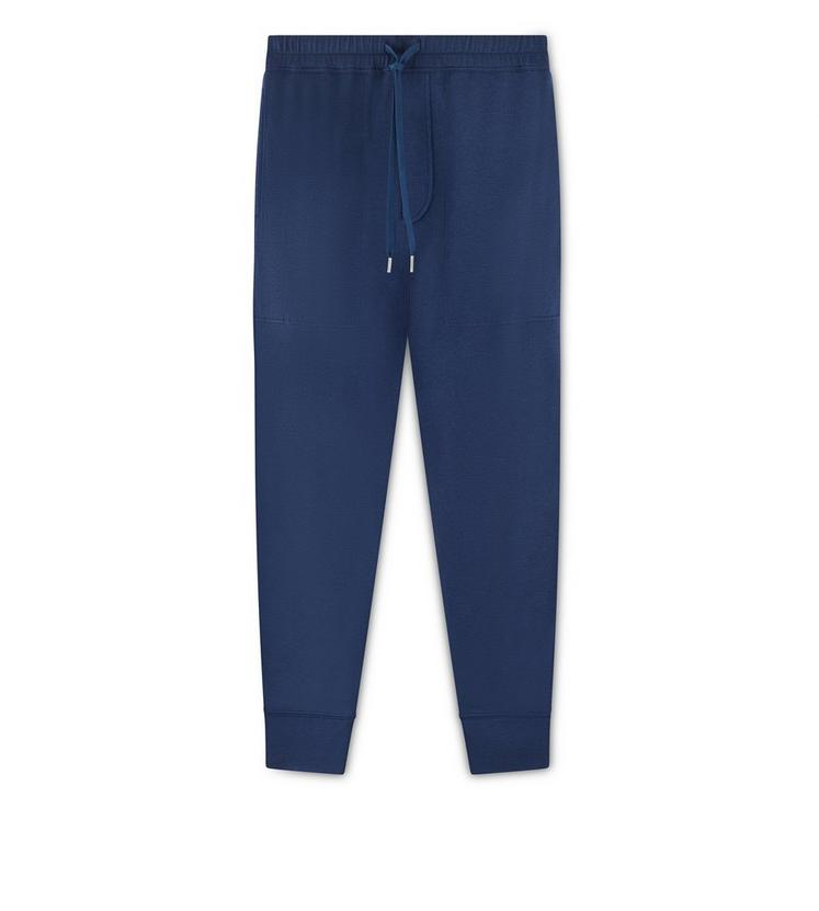 CASHMERE INTERLOCK SWEATPANTS  fullsize