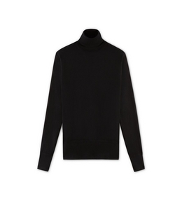 SUPERFINE CASHMERE TURTLENECK