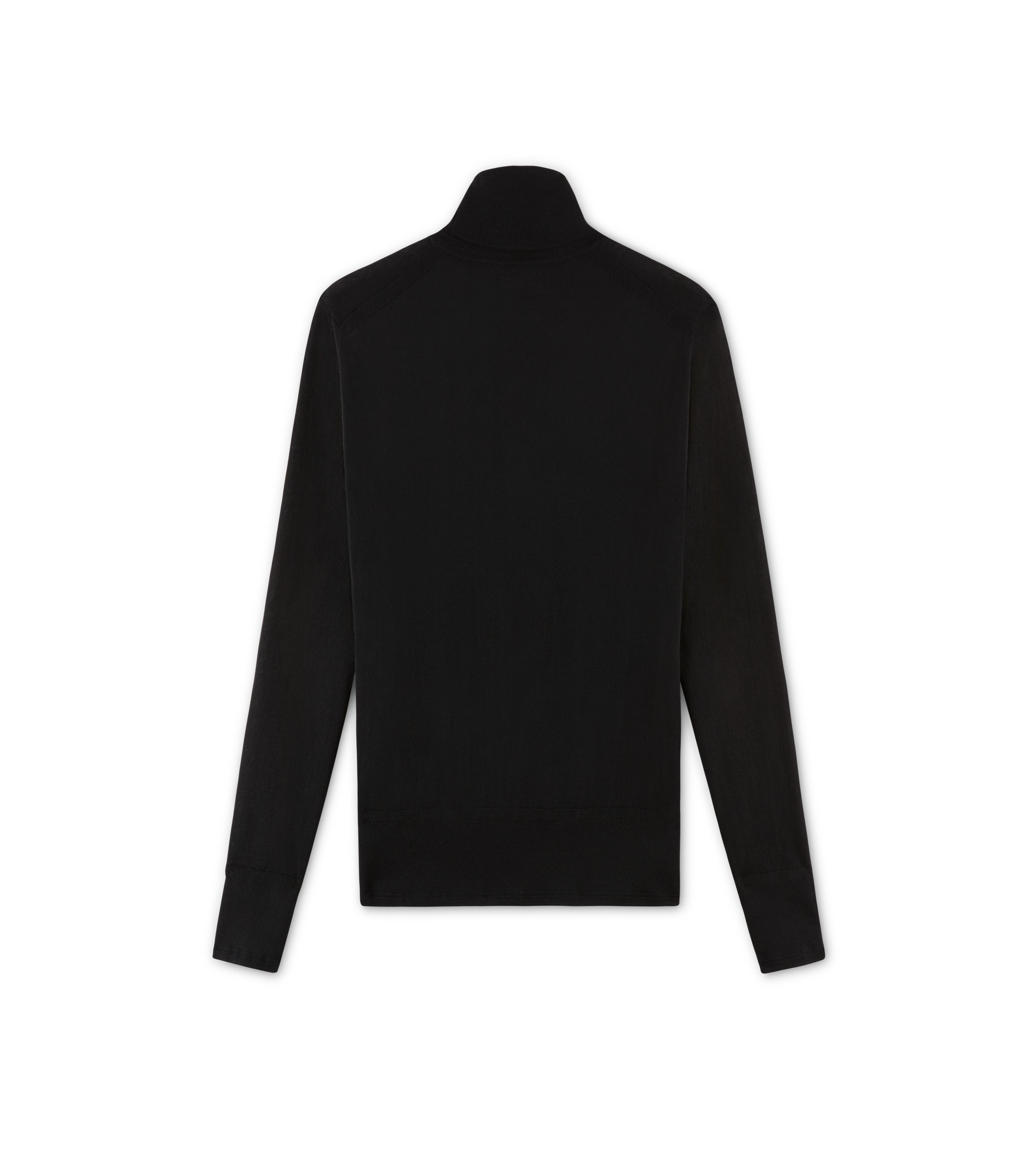 SUPERFINE CASHMERE TURTLENECK B thumbnail