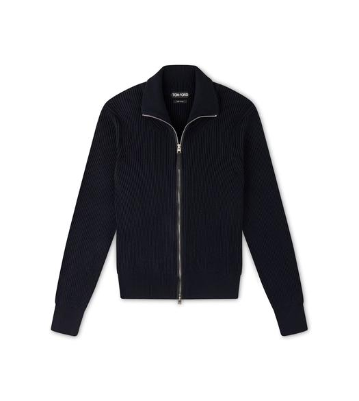 FISHERMAN RIB FULL ZIP