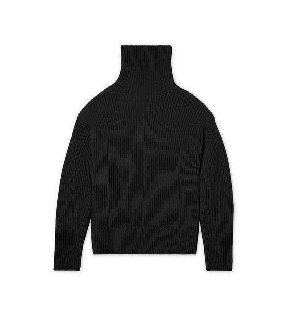 WOOL TURTLENECK A fullsize