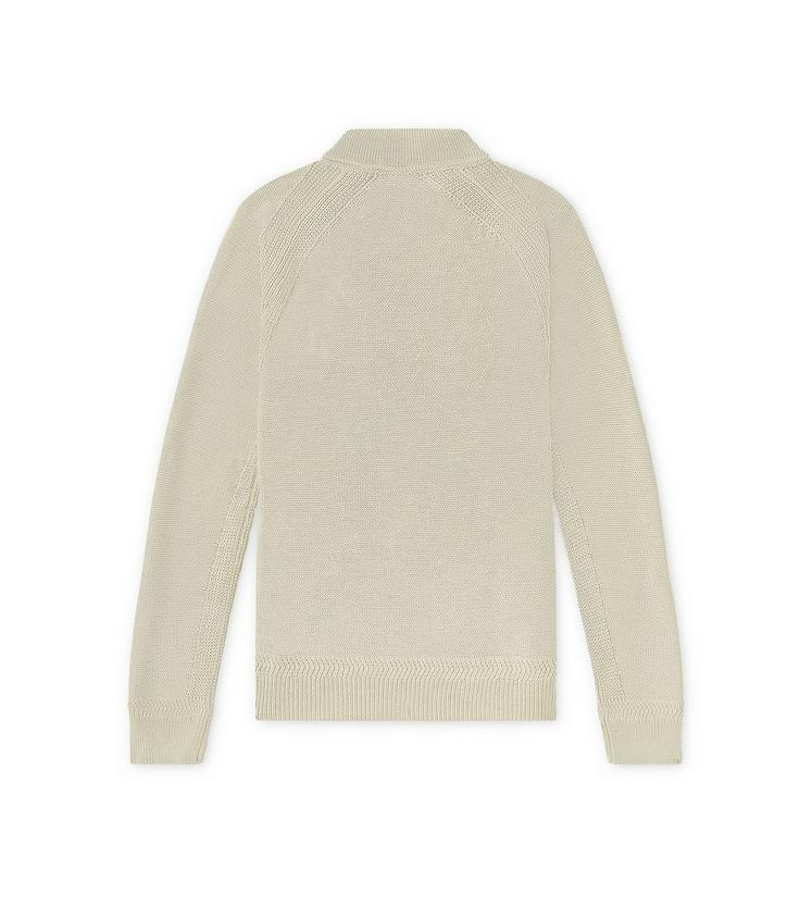 WILD SILK LONG-SLEEVED POLO B fullsize