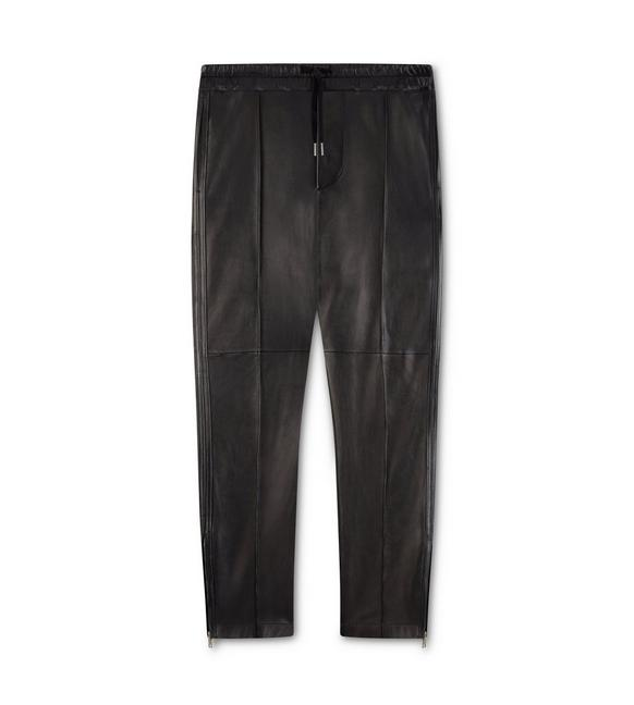 LEATHER TROUSERS A fullsize