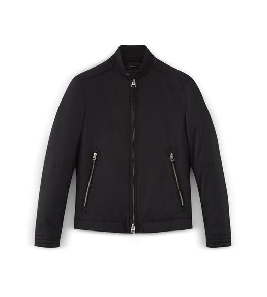CLEAN OVATTA BOMBER JACKET
