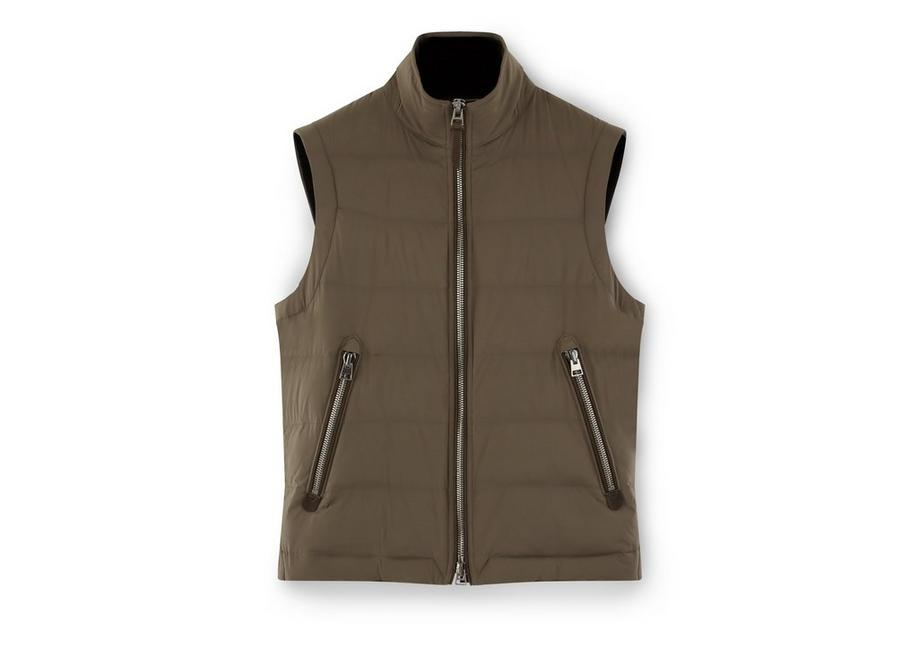 QUILTED VEST A fullsize