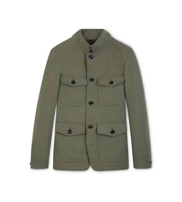 COTELE MILITARY JACKET A fullsize