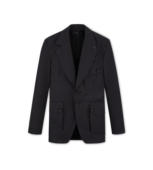 CANVAS SARTORIAL JACKET