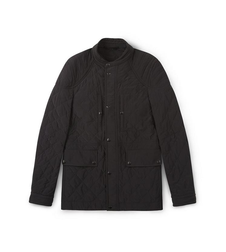 QUILTED FIELD JACKET A fullsize