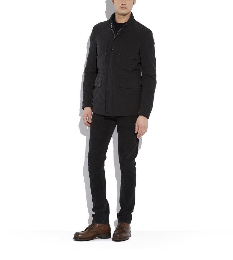 QUILTED FIELD JACKET B fullsize