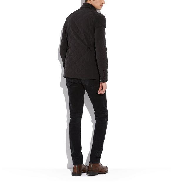 Tom Ford Quilted Field Jacket Men Tomford
