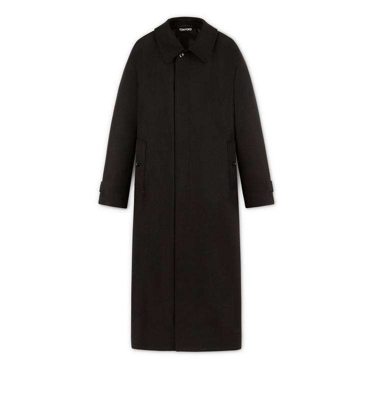 BLACK LONG COAT A fullsize