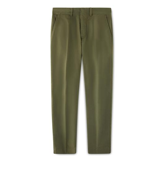 MILITARY COTTON CHINO SPORT PANTS