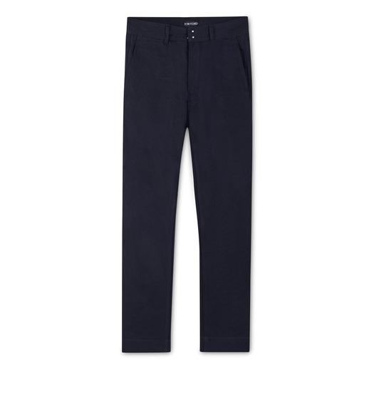 DENIM SPORT PANTS