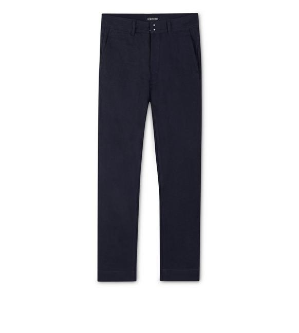 DENIM SPORT PANTS A fullsize