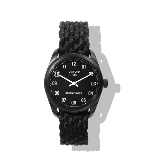 TOM FORD 002 OCEAN PLASTIC WATCH