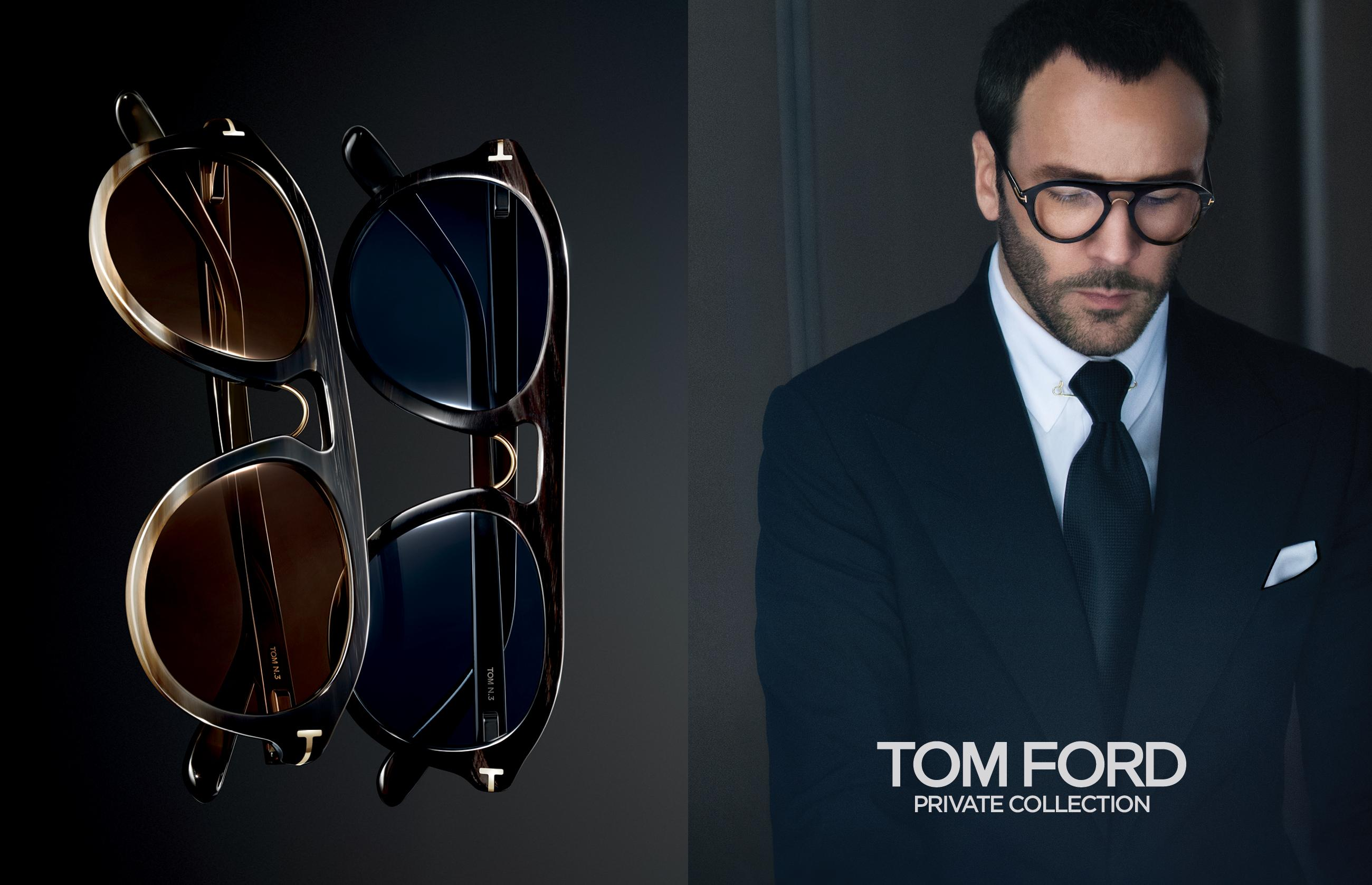 oco black at glasses shiny eyewear tom ford products