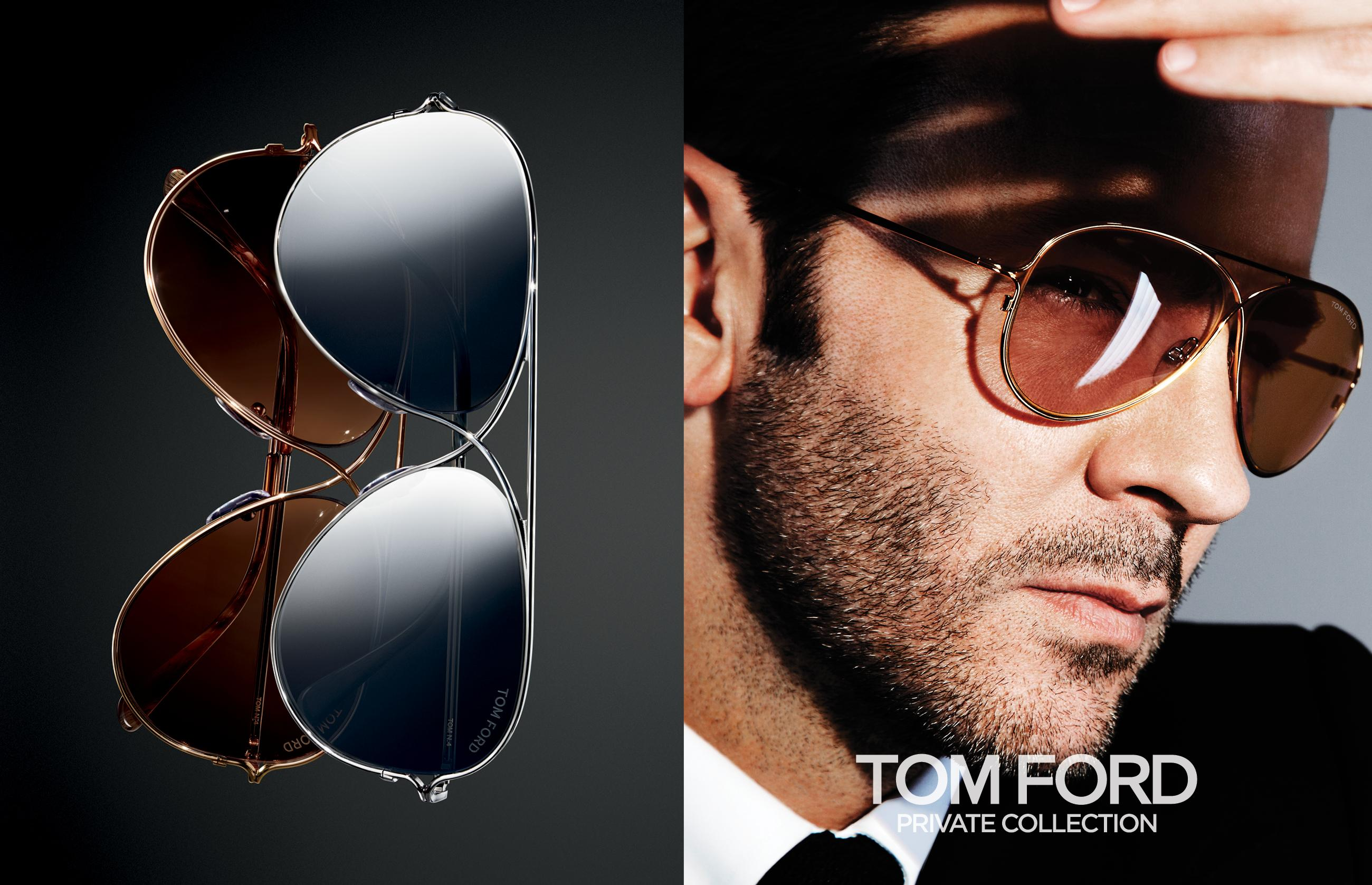 cdd7853e20 TOM FORD LAUNCHES PRIVATE EYEWEAR COLLECTION