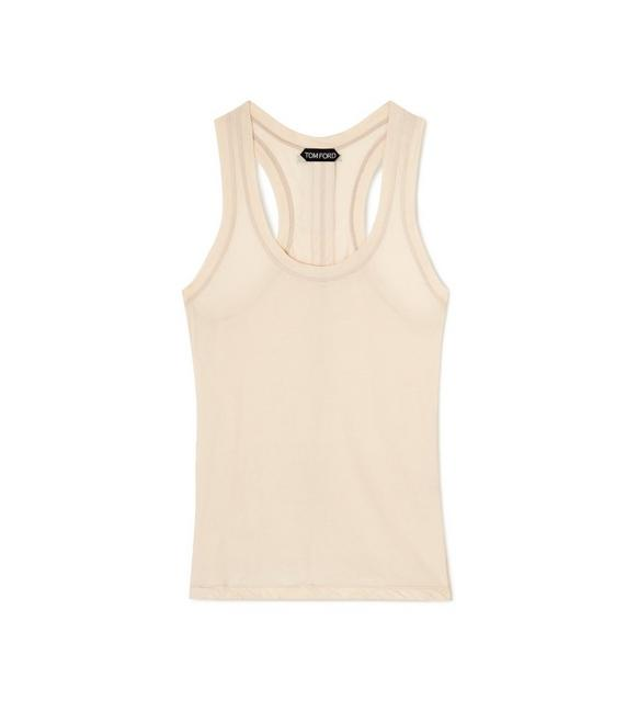 DRAPED TANK TOP A fullsize